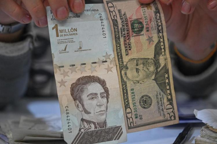 negocio de venta de dólares en efectivo