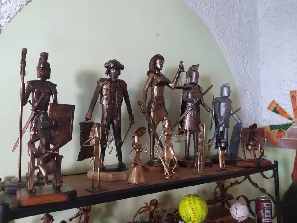 escultor carabobeño