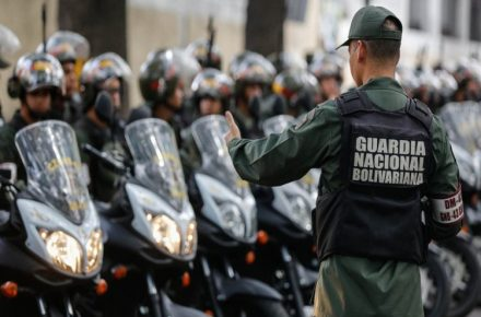 Soldados Guardia Nacional contrabando de cobre