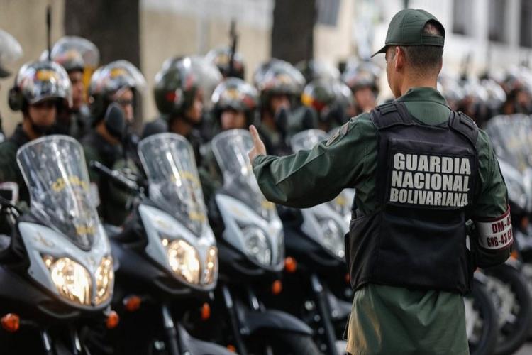 Soldados Guardia Cobre